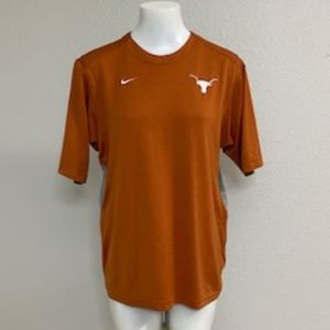 University of Texas Longhorns Shirt Size Medium